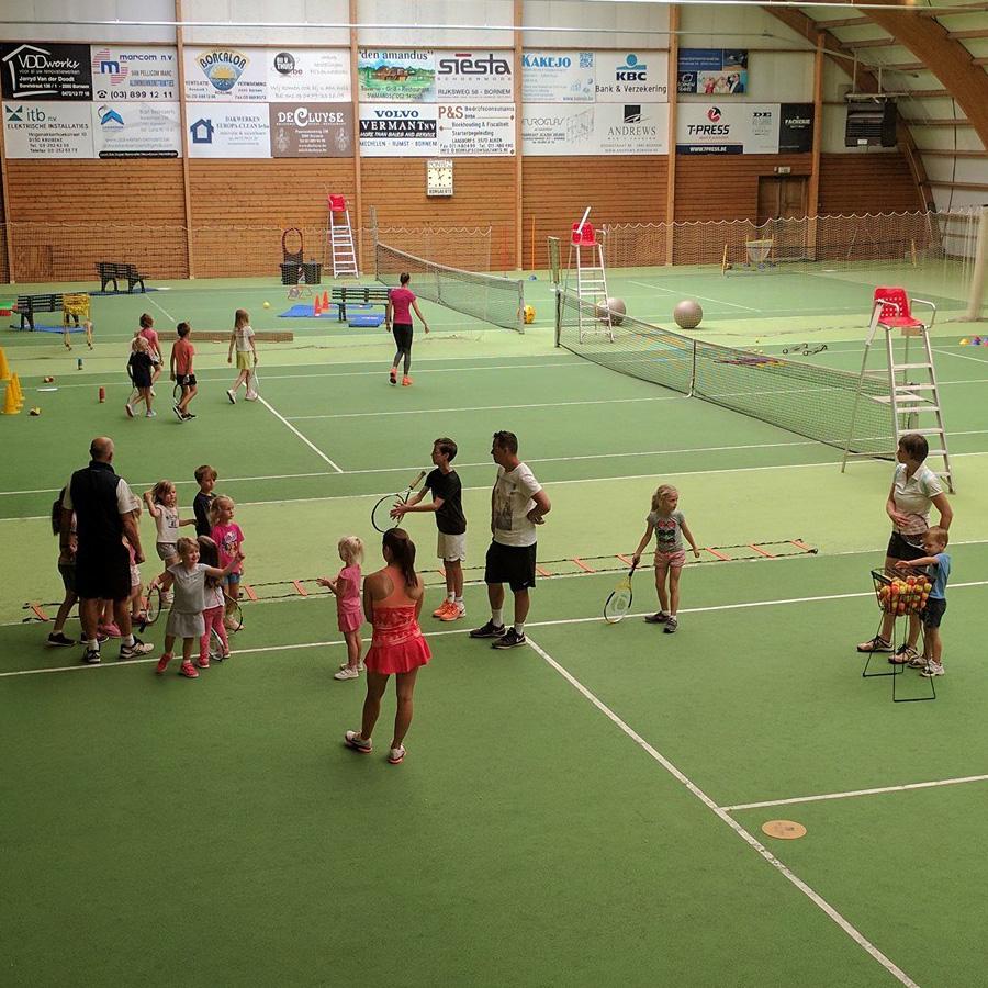 TC Bornem - indoor